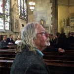 Stained Glass Contemplation